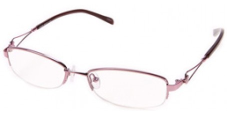Damen Fashionbrille in Pink - Extraklasse Design