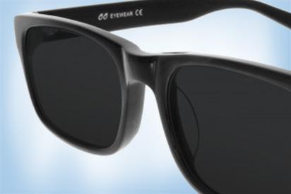Zu den Sonnenbrillengläsern
