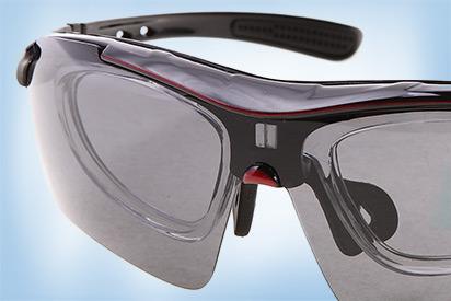 Zu den Sportbrillengläsern