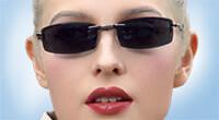 Sonnenbrillen mit Clip